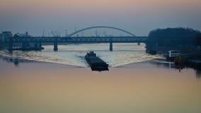 Donau II Royalty-vrije Stock Foto