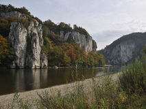 Donau Royalty Free Stock Photography