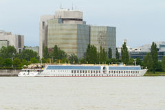 Donau Vienna Stock Photo