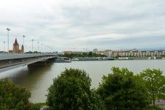 Donau Wien stockfotos