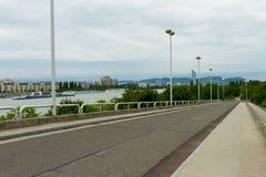 Donau Wien lizenzfreie stockfotografie
