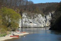 Donaudurchbruch Stock Foto