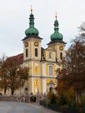 Donaueschingen Church Stock Images