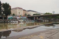 Donaukanal Royalty Free Stock Photo