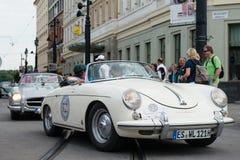Donaumeesters: Ulm - Boedapest 2013 Royalty-vrije Stock Foto