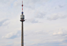 Donauturm, danube tower Royalty Free Stock Photo
