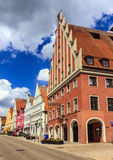 Donauworth, Germany. Royalty Free Stock Images