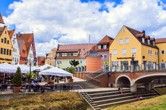 Donauworth, Germany. Stock Images