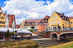 Donauworth, Germany. Stock Images