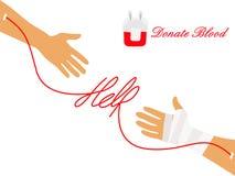 Donazione di anima Immagini Stock Libere da Diritti