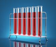 Donazioni di sangue Illustrazione di Stock