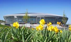 Donbass-Arena Stockbilder