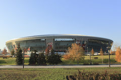 Donbass Arena royalty free stock photo