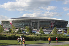 Donbass Arena Stock Photography