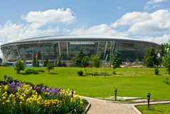 Donbass-arena Fotografia Stock Libera da Diritti