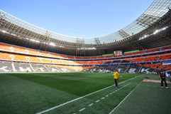 Donbass-Arena inside Stock Image