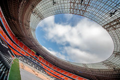 Donbass Arena Stadium in Donetsk, Ukraine. Stock Photography