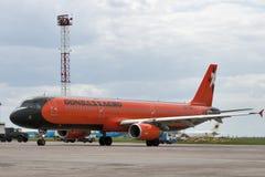 Donbassaero Airbus A320 Royalty Free Stock Image