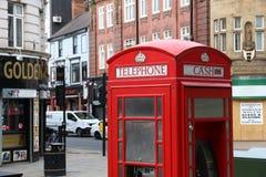 Doncaster Großbritannien stockbilder