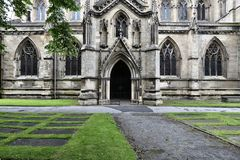 Doncaster Minster Fotografie Stock