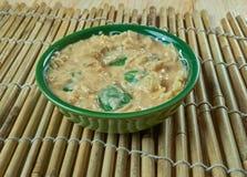 Dondakaya Ava Pachadi. Ivy gourd pickle . South Indian cuisine Stock Images