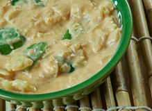 Dondakaya Ava Pachadi. Ivy gourd pickle . South Indian cuisine Royalty Free Stock Photos