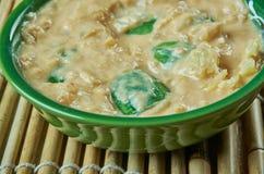Dondakaya Ava Pachadi. Ivy gourd pickle . South Indian cuisine Stock Image