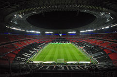 Dondass-Arena stadium night view Royalty Free Stock Photos