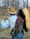 Donde está mi caballo Foto de archivo libre de regalías