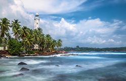 Dondra Lighthouse is a lighthouse located on Dondra Head, Dondra, the southernmost point in Sri Lanka