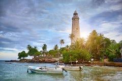 DONDRA,SRI-LANKA/JANUARY 30,2017: The old lighthouse Stock Images