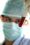 Done la sangre Foto de archivo