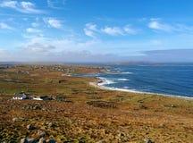 Donegal海岸 免版税图库摄影