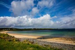Donegal海滩 库存照片