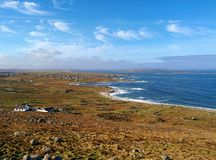 Donegal Coast Royalty Free Stock Photography
