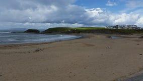 Donegal Ireland. Bundoran irish beach Royalty Free Stock Image
