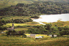 Donegal landscape Royalty Free Stock Photos