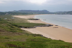 Donegalbeach Stockbild