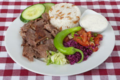 Doner Kebab Royalty Free Stock Images