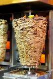 Doner Kebab royalty-vrije stock afbeelding