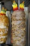 Doner Kebab Imagenes de archivo