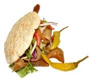 Doner Kebab zdjęcia stock