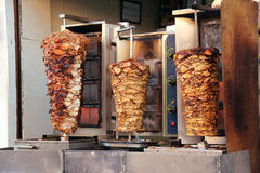 Doner kebap Stock Photos