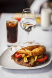 Doner stock photography