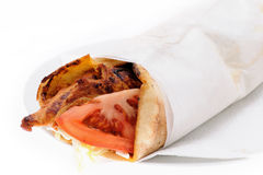 Doner in the towel Stock Photography