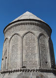 Doneren Kumbet i Kayseri, Turkiet. arkivfoto