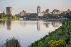 donetsk Foto de Stock Royalty Free