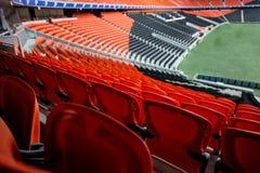 Het Stadion van de Arena van Donbass in Donetsk, de Oekraïne. Royalty-vrije Stock Foto's