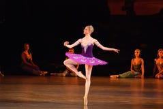 DONETSK - MARCH 17: Le Corsaire ballet Stock Photo