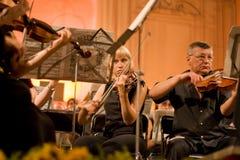 Donetsk Opera Orchestra Stock Photography